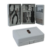Compact 26 Piece Deluxe Tool Kit-Interlocking IS