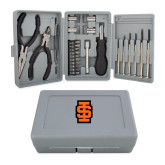 Compact 26 Piece Deluxe Tool Kit-Interlocking IS - Two Color