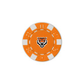 Orange Game Chip-Primary Athletics Mark