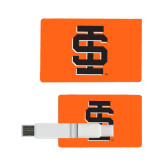 Card USB Drive 4GB-Interlocking IS