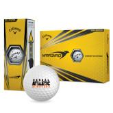 Callaway Warbird Golf Balls 12/pkg-Bengal Athletic Boosters