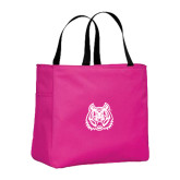Tropical Pink Essential Tote-Bengal Head