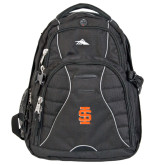 High Sierra Swerve Compu Backpack-Interlocking IS