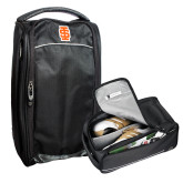 Cutter & Buck Tour Deluxe Shoe Bag-Interlocking IS - Two Color