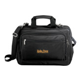 Metro Black Compu Brief-University Mark