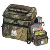 Big Buck Camo Sport Cooler-Bengal Head