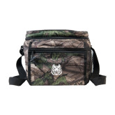 Big Buck Camo Junior Sport Cooler-Bengal Head
