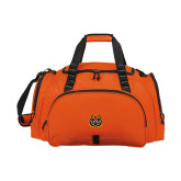Challenger Team Orange Sport Bag-Bengal Head