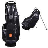 Callaway Hyper Lite 5 Black Stand Bag-Interlocking IS