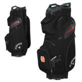 Callaway Org 14 Black Cart Bag-Interlocking IS - Two Color