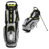 Callaway Hyper Lite 5 Camo Stand Bag-Interlocking IS - One Color