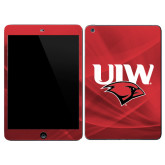 iPad Mini 3 Skin-UIW Cardinal Head Stacked