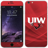 iPhone 6 Plus Skin-UIW Cardinal Head Stacked