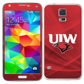 Galaxy S5 Skin-UIW Cardinal Head Stacked