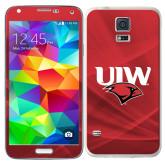 Galaxy S5 Skin-UIW Cardinal Head Stacked
