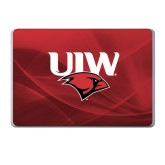 MacBook Pro 13 Inch Skin-UIW Cardinal Head Stacked