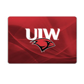MacBook Air 13 Inch Skin-UIW Cardinal Head Stacked