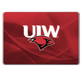 MacBook Pro 15 Inch Skin-UIW Cardinal Head Stacked