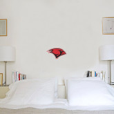 1 ft x 1 ft Fan WallSkinz-Cardinal Head