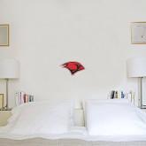 1 ft x 1 ft Fan WallSkinz-Cardinal Head