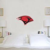 2 ft x 2 ft Fan WallSkinz-Cardinal Head