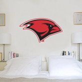 3 ft x 3 ft Fan WallSkinz-Cardinal Head