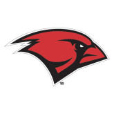 Extra Large Decal-Cardinal Head, 18 inches tall
