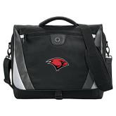 Slope Black/Grey Compu Messenger Bag-Cardinal Head