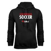 Black Fleece Hoodie-Soccer