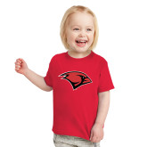 Toddler Red T Shirt-Cardinal Head