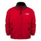 Red Survivor Jacket-Cardinal Head UIW