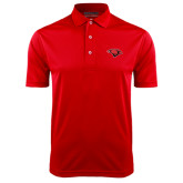 Red Dry Mesh Polo-Cardinal Head