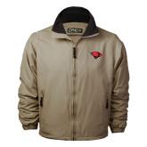 Khaki Survivor Jacket-Cardinal Head