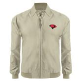 Khaki Players Jacket-Cardinal Head