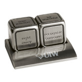 Icon Action Dice-Cardinal Head UIW Engraved