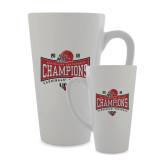 Full Color Latte Mug 17oz-2018 Southland Football Champions