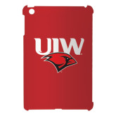 iPad Mini Case-UIW Cardinal Head Stacked