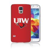 Galaxy S5 Phone Case-UIW Cardinal Head Stacked