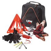 Highway Companion Black Safety Kit-UIW Cardinal Head Stacked