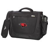 High Sierra Black Upload Business Compu Case-Cardinal Head