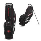 Callaway Hyper Lite 5 Black Stand Bag-Cardinal Head