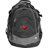 High Sierra Black Titan Day Pack-Cardinal Head