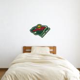 2 ft x 2 ft Fan WallSkinz-Iowa Wild w Bear Head