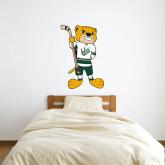 2 ft x 3 ft Fan WallSkinz-Mascot