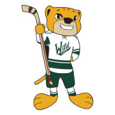Large Decal-Mascot, 12in Tall