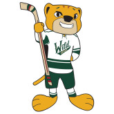Extra Large Decal-Mascot, 18in Tall