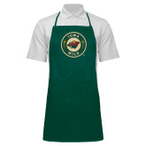 Full Length Dark Green Apron-Secondary Mark