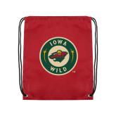 Cardinal Drawstring Backpack-Secondary Mark