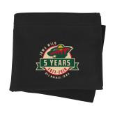 Black Sweatshirt Blanket-5 Years