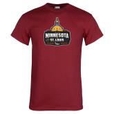 Cardinal T Shirt-Minnesota vs St Louis